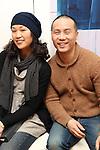 Cindy Cheung & BD Wong 1/15/12