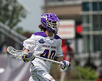 Yale vs University at Albany, May 26, 2018