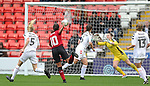 Katie Zelem of Manchester United Women scores the 1st goal