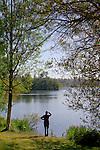 Seattle, Greenlake, Woodland Park, Seattle parks, Greenlake neighborhood, Pacific Northwest, USA, Washington State,