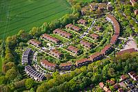 Wohnsiedlung Buchenkamp, Moorbekring, Wohnen, Mehrfamilienhaus, Siedlung, rund, schön, grün, Wald, wohnen im Grünen, Reihenhaus, abgeschlossen, Volksdorf,