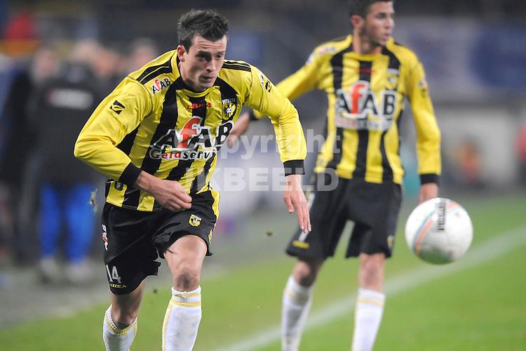 voetbal sc heerenveen - vitesse erediivisie seizoen 2008-2009 29-10-2008  julian jenner..