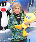 June Foray at The Warber Bros. Pictures'  World Premiere of HAPPY FEET TWO held at The Grauman's Chinese Theatre in Hollywood, California on November 13,2011                                                                               © 2011 Hollywood Press Agency