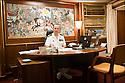 2009 / Appartement du Commandant. <br /> Le bureau