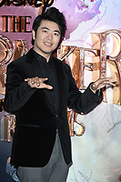 """Lang Lang<br /> arriving for the European premiere of """"The Nutcracker and the Four Realms"""" at the Vue Westfield, White City, London<br /> <br /> ©Ash Knotek  D3458  01/11/2018"""