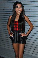 BEVERLY HILLS, CA, USA - AUGUST 09: Teala Dunn at the DigiTour and Candie's Official Teen Choice Awards 2014 Pre-Party held at The Gibson Showroom on August 9, 2014 in Beverly Hills, California, United States. (Photo by Xavier Collin/Celebrity Monitor)