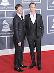 Neil Patrick Harris and David Burtka attends The 54th Annual GRAMMY Awards held at The Staples Center in Los Angeles, California on February 12,2012                                                                               © 2012 DVS / Hollywood Press Agency