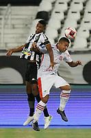 Rio de Janeiro (RJ), 13/03/2021 - Bangu-Botafogo  - Kanu jogador do Botafogo,durante partida contra o Bangu,válida pela 3ª rodada da Taça Guanabara,realizada no Estádio Nilton Santos (Engenhão), na zona norte do Rio de Janeiro,neste sábado (13).