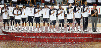 USA team, championes of  World, Basketball World championship in Istanbul, Final game, Turkey-USA, Turkey on Sunday, Sep. 12, 2010. (Novak Djurovic/Starsportphoto.com) .
