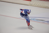 SPEEDSKATING: INZELL: Max Aicher Arena, 09-02-2019, ISU World Single Distances Speed Skating Championships, 10.000m Men, Alexander Rumyantsev (RUS), ©photo Martin de Jong
