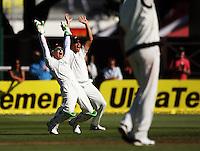 090403 International Test Cricket - NZ Black Caps v India
