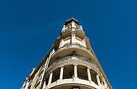 Oficina d'Accés a la Universitat building, Barcelona, Spain.