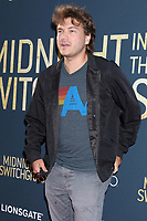 LOS ANGELES - JUL 19:  Emile Hirsch at Midnight in the Switchgrass Special Screening at Regal LA Live on July 19, 2021 in Los Angeles, CA
