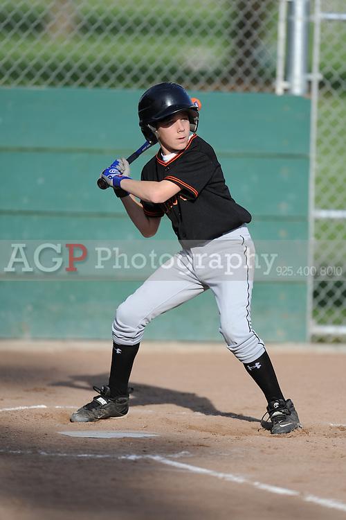 The Major Giants of Pleasanton National Little League  March 17, 2009.