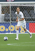 Clarence Goodson controls the ball. USA defeated Grenada 4-0 during the First Round of the 2009 CONCACAF Gold Cup at Qwest Field in Seattle, Washington on July 4, 2009.