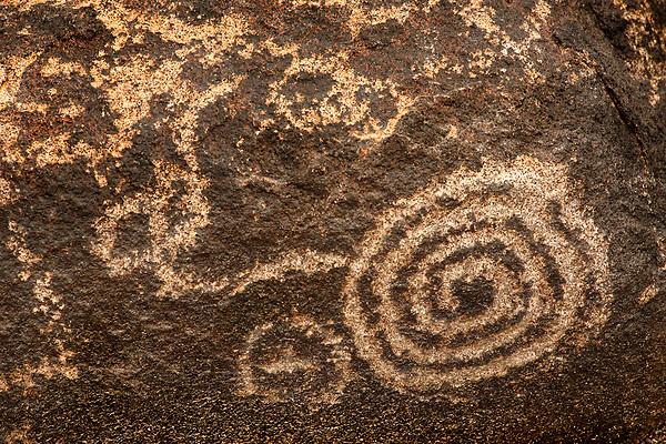 Painted Rocks Spiral