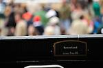 17 October 2009: Keeneland race course in Lexington Kentucky.