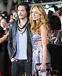 Cat Deeley & Jack Huston. at The Summit Entertainment's World Premiere of THE TWILIGHT SAGA: NEW MOON held at The Mann's Village Theatre in Westwood, California on November 16,2009                                                                   Copyright 2009 DVS / RockinExposures