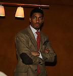 Fonzworth Bentley attends the Gillette Fusion Men of Style Awards at The 40/40 Club, NY November 2, 2009, Photos by Derrick Salters