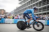 Marc Soler (ESP/Movistar)<br /> <br /> 104th Giro d'Italia 2021 (2.UWT)<br /> Stage 1 (ITT) from Turin to Turin (8.6 km)<br /> <br /> ©kramon