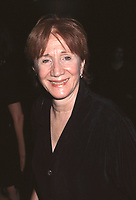 """Olympia Dukakis attends a performance of """"The Seagull"""" at Central Park's Delacorte Theatre in New York City on August 17, 2001.  Photo Credit: Henry McGee/MediaPunch"""