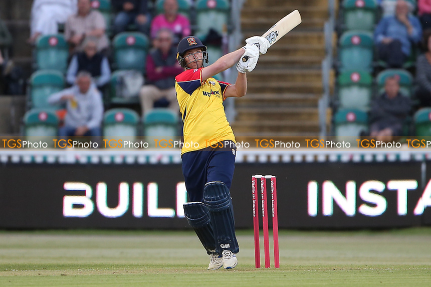 Tom Westley in batting action for Essex during Somerset vs Essex Eagles, Vitality Blast T20 Cricket at The Cooper Associates County Ground on 9th June 2021