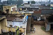 An overview of Basantpur Sainthly village in Ghaziabad, Uttar Pradesh, India.