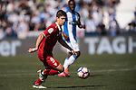 Luciano Vietto of Sevilla FC in action during their La Liga match between Deportivo Leganes and Sevilla FC at the Butarque Municipal Stadium on 15 October 2016 in Madrid, Spain. Photo by Diego Gonzalez Souto / Power Sport Images