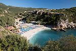 Turkey, Province Antalya, Kas: Buyuk Cakil beach | Tuerkei, Provinz Antalya, Kas: Buyuk Cakil beach