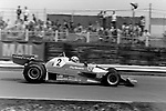 Clay Regazzoni John Player British Grand Prix 1976 at Brands Hatch.