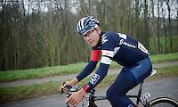 Heinrich Haussler (AUS)<br /> <br /> Omloop Het Nieuwsblad 2014