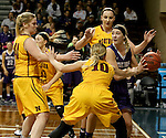 Northern State vs University of Sioux Falls NSIC Women's Basketball Championship