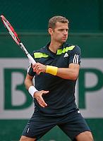 France, Paris, 28.05.2014. Tennis, French Open, Roland Garros, Mariusz Fyrstenberg (POL)<br /> Photo:Tennisimages/Henk Koster