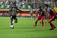 BELO HORIONTE, MG, 12.02.2019: ATLETICO(MG) X DANUBIO(URU)-Cazares durante partida entre Atletico (MG) x Danubio (URU),  válida pelo jogo de volta da fase classificatoria para a Copa Libertadores 2018,  no Estadio Independencia em Belo Horizonte, MG, na noite desta terça feira (12) (foto Giazi Cavalcante/Codigo19)