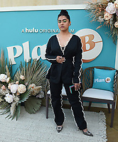 """BEVERLY HILLS, CA - MAY 26: Co-lead actress Kuhoo Verma attends a special event for the Hulu original film """"Plan B"""" at L'Ermitage Beverly Hills on May 26, 2021 in Beverly Hills, California. (Photo by Frank Micelotta/HULU/PictureGroup)"""