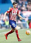 Atletico de Madrid's Lucas Hernandez during La Liga match. February 6,2016. (ALTERPHOTOS/Acero)