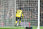 Borussia Dortmund Pierre-Emerick Aubameyang during the UEFA Champions League match between Real Madrid and Borussia Dortmund at Santiago Bernabeu Stadium in Madrid, Spain. December 07, 2016. (ALTERPHOTOS/BorjaB.Hojas)