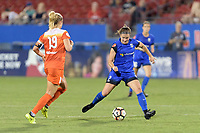 Frisco, TX - Sunday September 03, 2017: Christine Nairn during a regular season National Women's Soccer League (NWSL) match between the Houston Dash and the Seattle Reign FC at Toyota Stadium in Frisco Texas. The match was moved to Toyota Stadium in Frisco Texas due to Hurricane Harvey hitting Houston Texas.