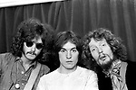 Cream 1967 Eric Clapton, Jack Bruce and Ginger Baker<br />