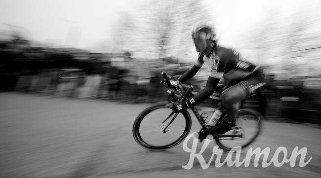 E3 Prijs Harelbeke.Fabian Cancellara (CHE) flying solo
