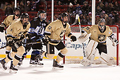 Nick DeCenzo (Army - 6), Dominic Franco (Army - 11), Matt Riggleman (Bentley - 23), Blake Box (Army - 12), Parker Gahagen (Army - 35) - The Bentley University Falcons defeated the Army West Point Black Knights 3-1 (EN) on Thursday, January 5, 2017, at Fenway Park in Boston, Massachusetts.The Bentley University Falcons defeated the Army West Point Black Knights 3-1 (EN) on Thursday, January 5, 2017, at Fenway Park in Boston, Massachusetts.