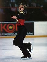 Gordon Forbes Canada Canadian Championships 1985. Photo copyright Scott Grant