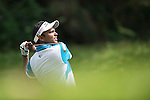 Shiv Shankar Prasad Chawrasia of India hits the ball during Hong Kong Open golf tournament at the Fanling golf course on 24 October 2015 in Hong Kong, China. Photo by Aitor Alcade / Power Sport Images