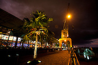 Estação das Docas a beira da baia do Guajará.<br /> Belém, Pará, Brasil.<br /> Foto Paulo Santos<br /> 07/12/2013