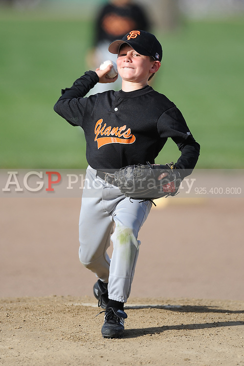 The AA Giants of Pleasanton National Little League  March 18, 2009.The AA Giants of Pleasanton National Little League  March 18, 2009.