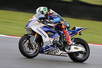 Peter Hickman of the Smiths Racing BMW team (No. 60) during qualifying at the 2017 BSB Round 6 - Brands Hatch GP Circuit at Brands Hatch, Longfield, England on Saturday 22 July 2017. Photo by David Horn/PRiME Media Images