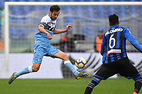 Marco Parolo of Lazio in action <br /> Roma 5-5-2019 Stadio Olimpico Football Serie A 2018/2019 SS Lazio - Atalanta <br /> Foto Andrea Staccioli / Insidefoto