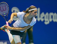 18-12-13,Netherlands, Rotterdam,  Topsportcentrum, Tennis Masters, Rosalie van der Hoek (NED)<br /> Photo: Henk Koster