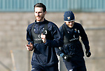 St Johnstone Training….26.02.19   <br />Scott Tanser pictured during training this morning at McDiarmid Park ahead of tomorrow's game against Hibs.<br />Picture by Graeme Hart.<br />Copyright Perthshire Picture Agency<br />Tel: 01738 623350  Mobile: 07990 594431