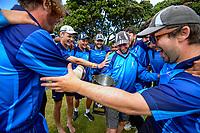 210124 Wellington Men's Cricket - Premier T20 Final